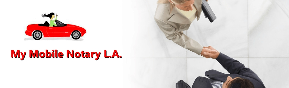 Contact Mobile Notary Los Angeles