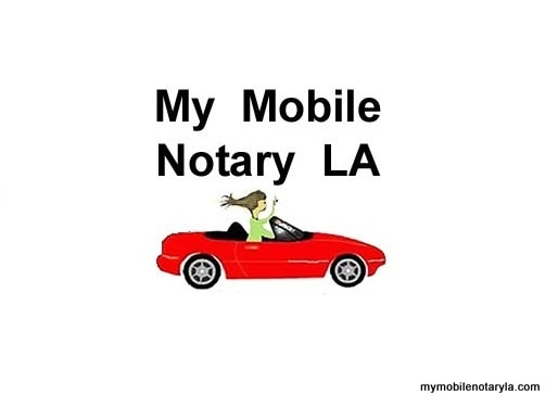 Traveling Notary Public in Los Angeles - My Mobile Notary LA